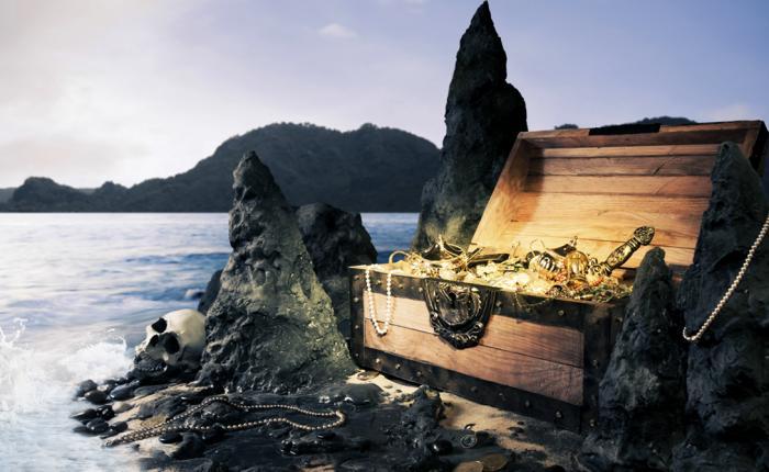 Тайна острова Оук (11 фото)