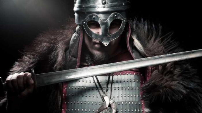 Легенда викингов о берсерках