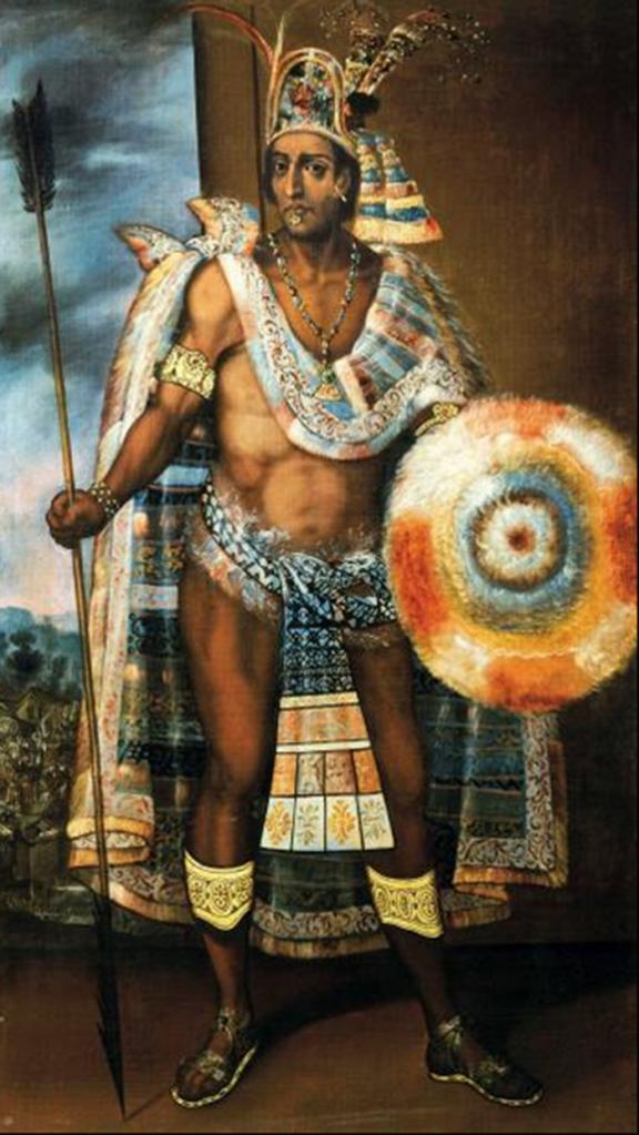 Эрнан Кортес: жестокое завоевание империи ацтеков (10 фото)