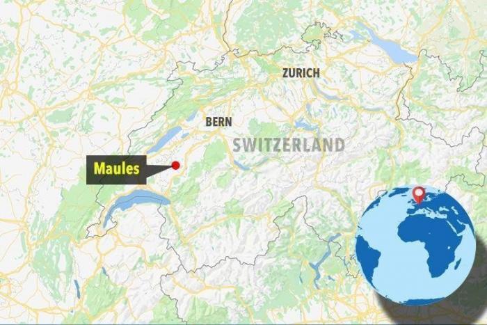 Таинственный «солдат» в противогазе 15 лет ходит по лесу в Швейцарии в мире, история, лес, люди, противогаз, солдат, швейцария