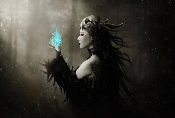 заговор черной магии от запаха изо рта