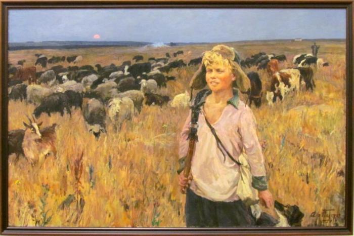 Почему пастухи всегда ходили с дудочкой и от чего она могла их защитить (3 фото)
