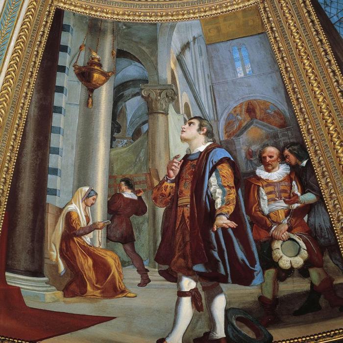 455 лет Галилею. Простыми словами - о том, что он сделал для нас и за что сидел под домашним арестом 9 лет (7 фото)