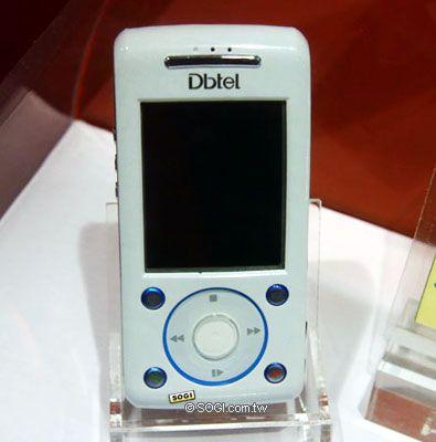 Dbtel M50: почти как iPod