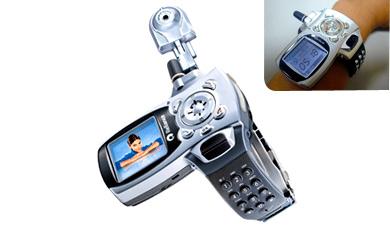 Telson TWC 1150: Камера, часы, мобильный телефон
