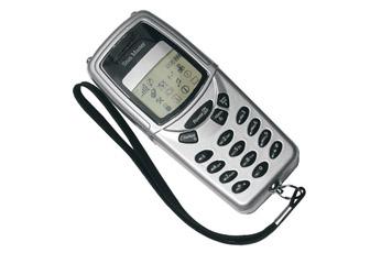 Stun Master 800 000 volt: телефон-электрошокер