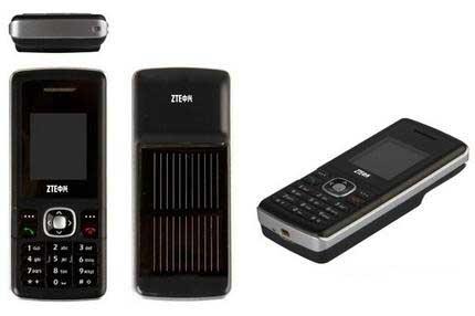 ZTE s312: без электричества