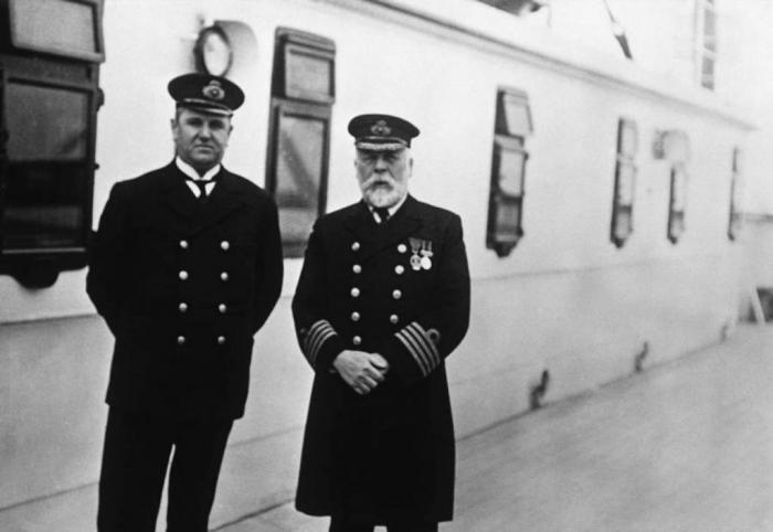 """10 подлинных снимков """"Титаника"""" до и после трагедии (10 фото)"""