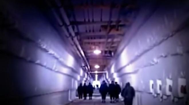 Заброшенный ядерный город, который построили во льдах