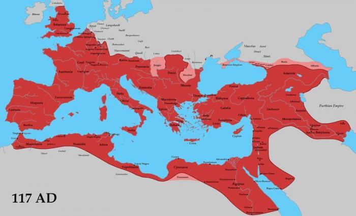 25 крупнейших империй в истории человечества (27 фото)