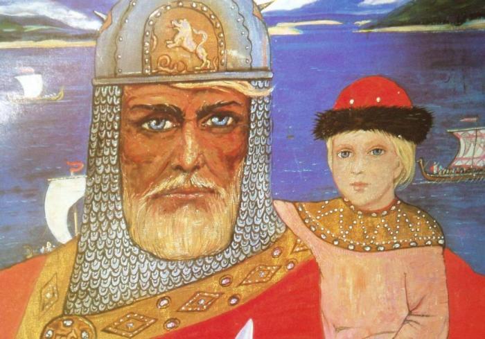 Историки до сих пор не раскрыли тайну происхождения Рюрика: удивительные факты о первом русском князе (5 фото)