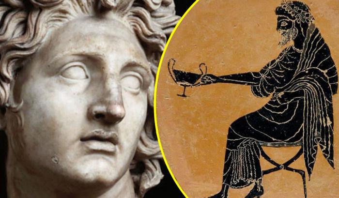 Как Александр Македонский устроил алкогольное соревнование и почему оно плохо закончилось (9 фото)