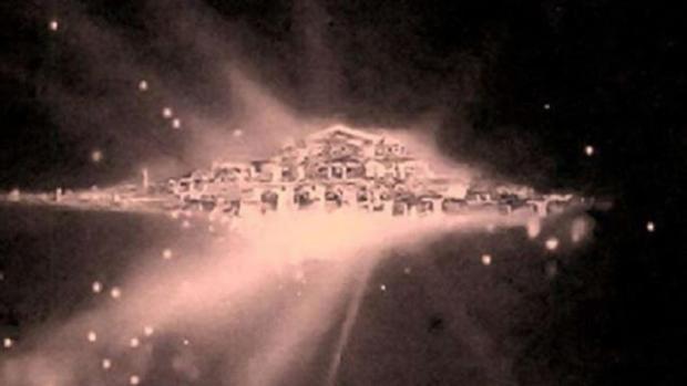 В гостях у Всевышнего ⛪: ученые обнаружили обитель Бога, сенсационные кадры сломают ваше представление о жизни и смерти (5 фото)