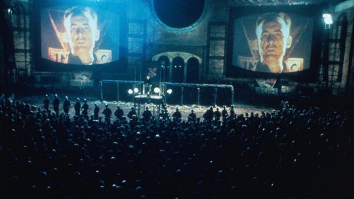 Мир «1984» Джорджа Оруэлла оказался пророческим и сбылся ...  Старший Брат 1984