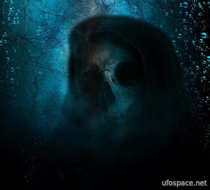 В дверь квартиры девушки стучалась сама Смерть (3 фото)