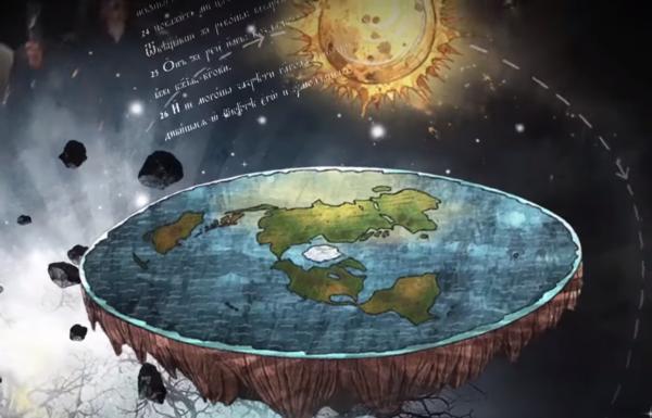 Космоса не существует - самая неадекватная теория заговора (6 фото)