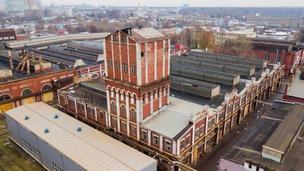 Цеха Мытищинского вагоностроительного завода. Фото: «Без формата»
