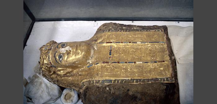 14. Пустыня мумий