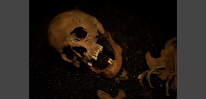 11. Пещерные зомби