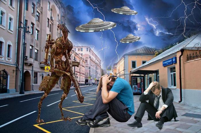 В 2024 году пришельцы с Нибиру заселят Землю