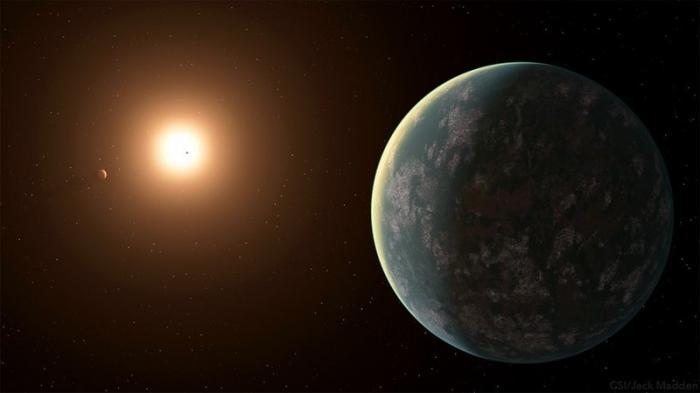 В NASA нашли планету, на которой могут жить люди — всего в 31 световом году от нас (3 фото)
