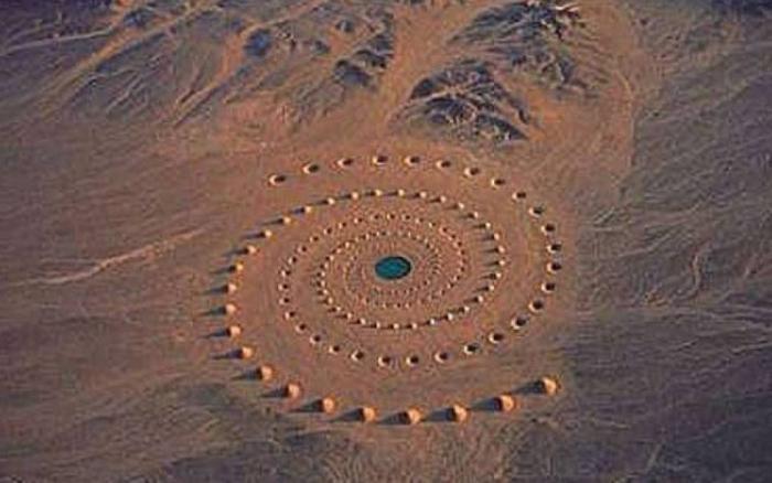 Таинственная история кругов на полях