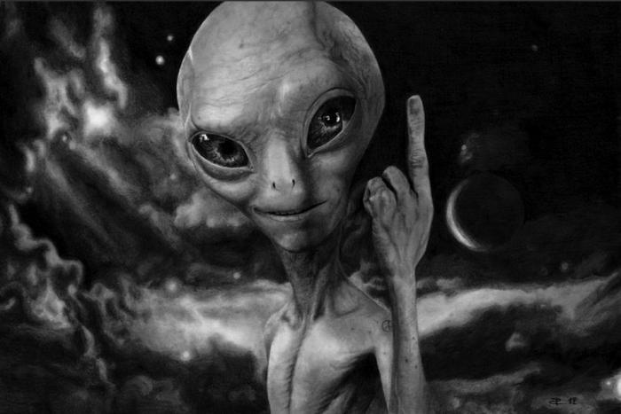 Эдвард Сноуден рассказал, имели ли инопланетяне контакт с правительством США (+видео)