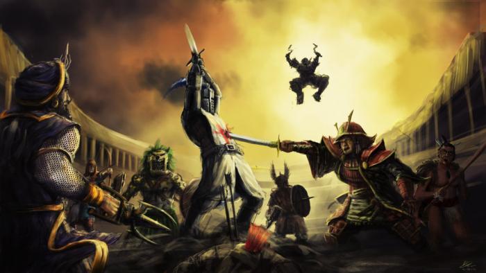 Самые опасные воины прошлого, которые оставили след в истории