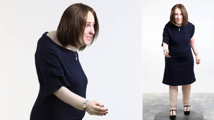 Знакомьтесь с Эммой — офисным сотрудником будущего