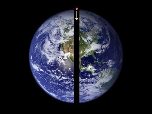 Возможно ли пробурить Землю насквозь? (5 фото)