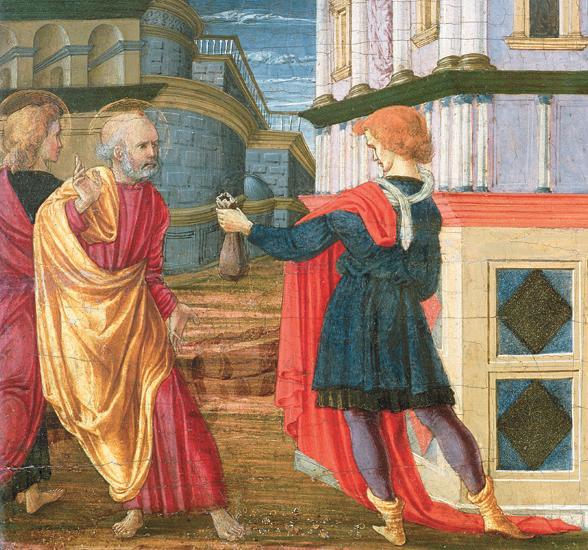 4 загадочных библейских персонажа, происхождение которых никто не может объяснить (5 фото)