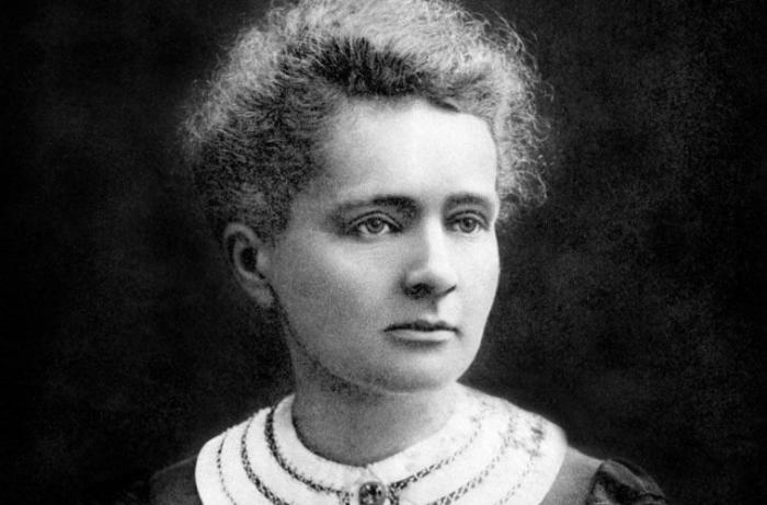 Блеск Марии Кюри, одного из величайших ученых в истории