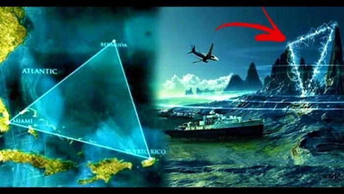 Сгинули в пучине: загадочные исчезновения в Бермудском треугольнике (3 фото)