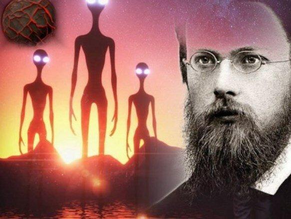 Предсказания встречи землян с инопланетными существами (3 фото)