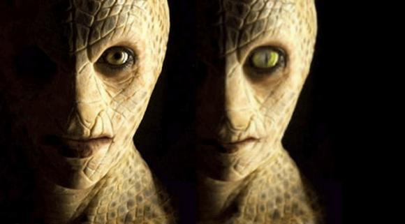 Все что вы не знали или хотели знать о Рептилойдах (8 фото)