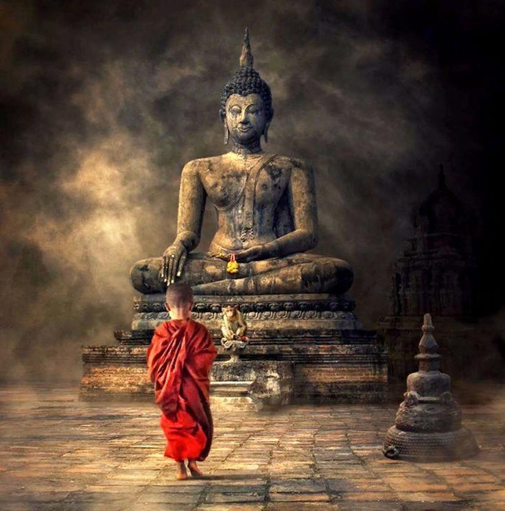 Последние слова Будды