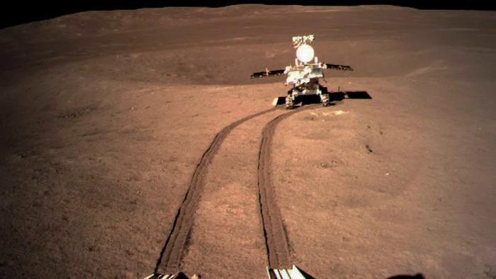 Что находится на обратной стороне Луны?