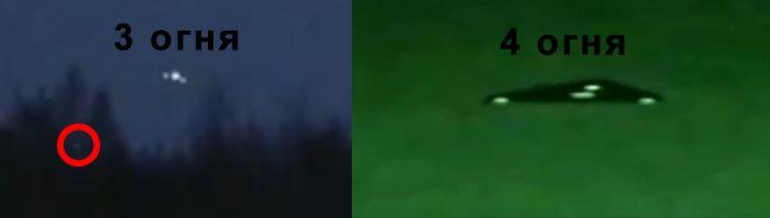 """Треугольное НЛО в Ленинградской области: 2009 год, вся правда о """"ночном кошмаре"""" (11 фото + 2 видео)"""