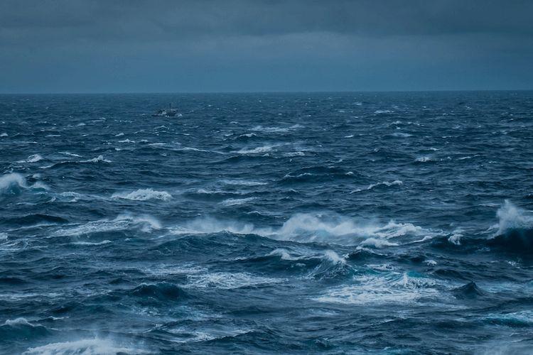 Где находится Море дьявола и что это такое (5 фото)