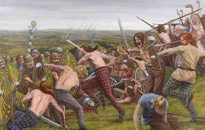 Кто такие Галлы, какой вели образ жизни и как захватили Рим