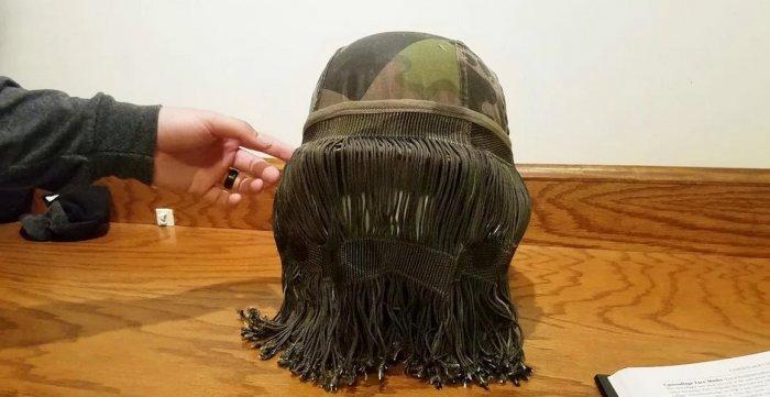 Волосатые маски — зачем их использовали немецкие солдаты