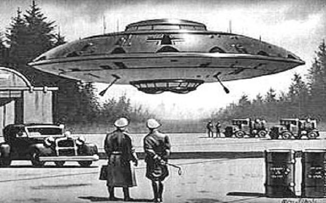 """""""Тайны 3 рейха"""". Рассказываю, что скрывали немецкие ученые и почему они определи время (5 фото)"""