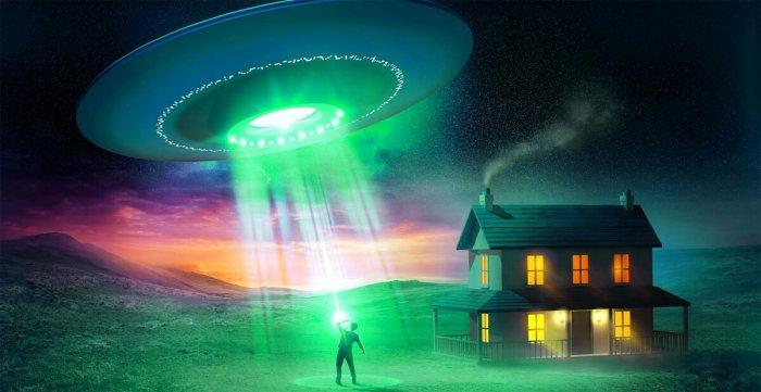 Если тебе предложили стать контактером с инопланетянами