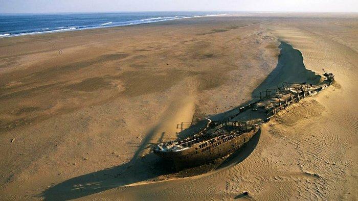 Кладбище в океане — почему на движущийся остров Сейбл выбрасываются корабли
