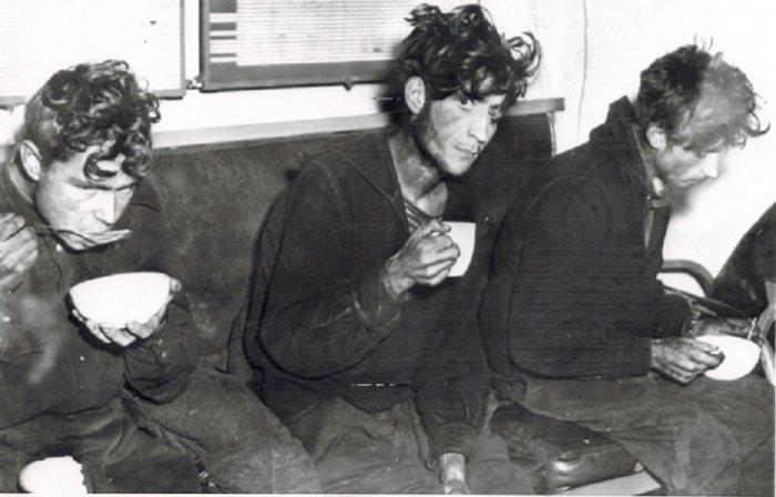 Как советские солдаты продержались 49 дней в океане с 3-дневным запасом пищи (4 фото + видео)