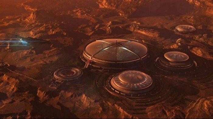 Уфолог обнаружил «огромный город» на Венере