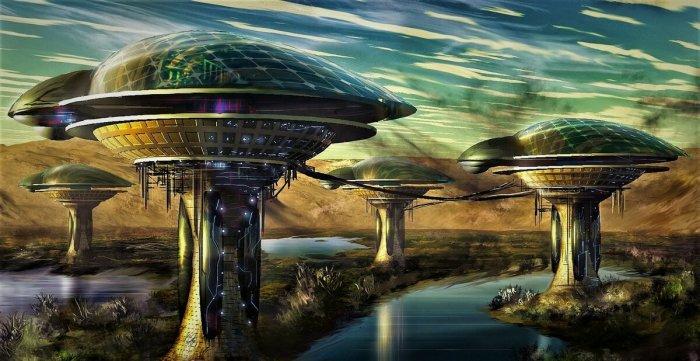 Реальный диалог с инопланетянином о том как устроенна их цивилизация