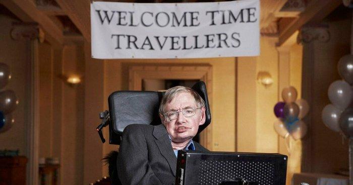 5 возможных причин, почему физик-теоретик Стивен Хокинг так и не встретился с путешественниками во времени
