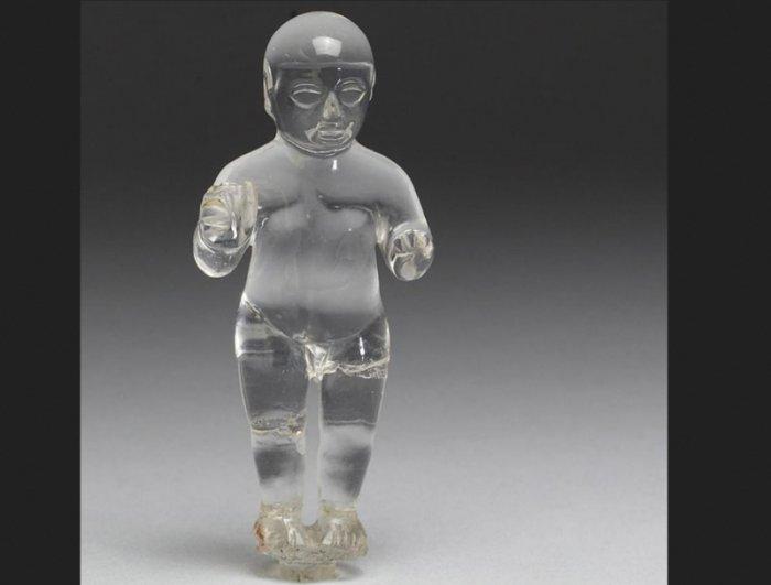Сувенир из прошлого — откуда взялась фигурка космонавта возрастом 4 000 лет (+Видео)