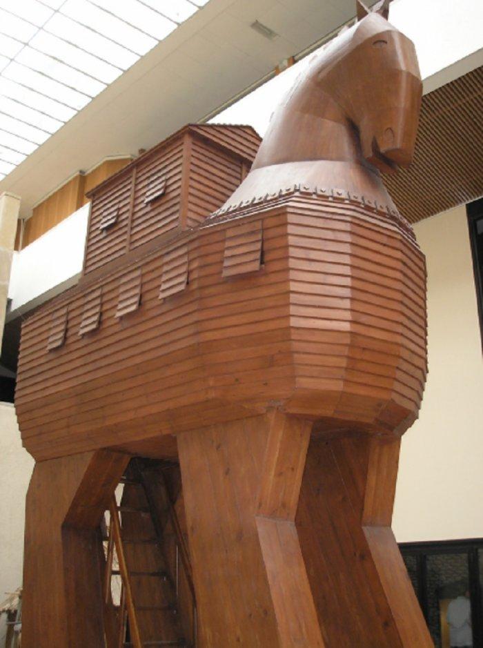«Троянский конь» — каков смысл и происхождение этого значения?